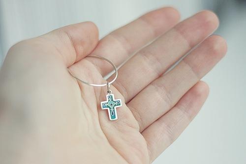 Потерялся крестик у ребенка